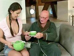 Teens & grandpa, Teen pretty, Teen hot sex, Teen grandpa, Teen & grandpa, With grandpa