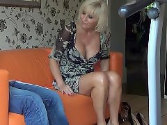 Tits tease, Tease tits, Tease foot, Real tits, Stepsons, My milf