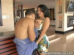Sienna west, Naughty america, Sienna, Eric, Dude, Westting