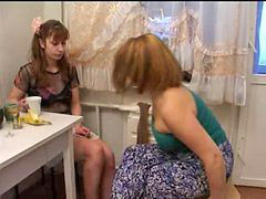 Mom, Russian mom, Moms and girls, Mom russian, Mom and girl, Russian and