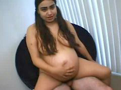 三及, H怀孕, 大肚子孕, 一家三口