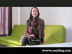 Casting, Skinny, Ass