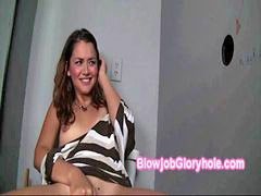 Gloryhole, Allie haze, Big dick, Allie, Haze, Lory