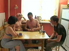Russian, Swinger, Swingers