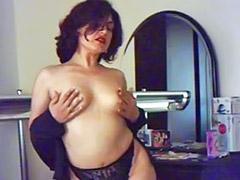 Solo masturbasi hot, Striptis