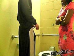 Quickie, Toilet