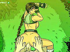 Butler, Lara croft, Croft, Gamees, Pcgame, ياباني game