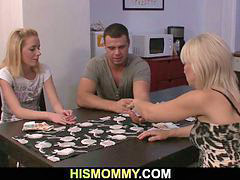 Mommy, Strip, Play, Poker