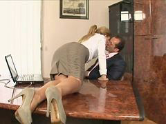 Brooklyn lee, Secretaris sexi, Secretary sexy, Sexy secretary, Brooklyne lee, Brooklyn