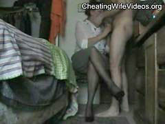 Mature, Wife, Cheating