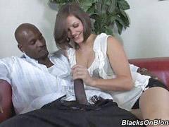 Handjob, Black