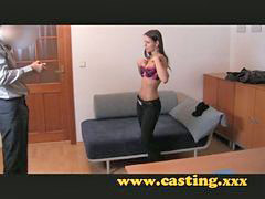 Casting, Teen, Beautiful