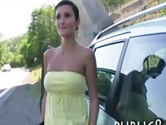Cash, Public cash, Pov tits, Pov milf, Sex for cash, Milf public