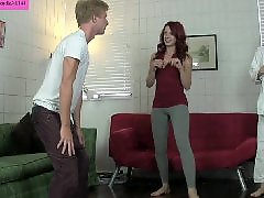 Štrample, Tramples, Self foot, Self defense, Sexy ballbusting, Foot trampling