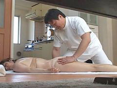 Japanes massage, Japonesa em casa, Japanese massag, Japanese massag