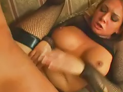 Stockings anal, Stocking cum, Big ass anal, Asian stockings, High heels, Anal heels