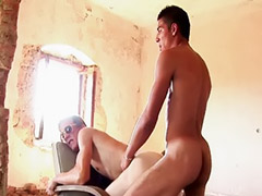 Sexo gay interracial, Sexo anal duro, Caralhos grandes interracial, Cojidas a pelo, Sexo gay interracial, Sexo interracial gay