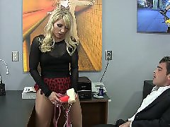 Peggings, Shiny tights, Shinie, Her boss, Firee, Fired