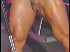 Clit, Clits, Bodybuilding, Bodybuild, Clit a clit, Clit x clit