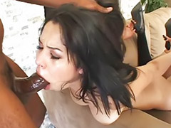Mamadas deepthroat, Interracial sexs, Caralhos grandes interracial