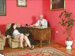 Grandpa fucks, Wife by, Plumping, Plumped, Grandpa fuck, V,sn