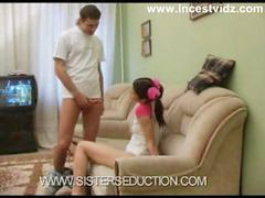 Sister, Sisters, Sister seduction, Sister -brother -dick -jerk, Sister -brother, Seductive