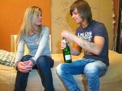 Cum and i, Cum and, Champagne