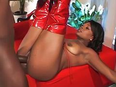 Noire latex, Ebony masturbe, Encule anal ebony, Couples bottes, Rousse noir, Lèche botte