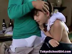 Japanese, Blowjob, Schoolgirl, Japanese schoolgirl, Japanese  schoolgirl, Japan girl