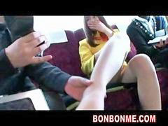 Bus, Bus handjob, Blowjob handjob, Passenge, Handjobs-blowjobs, Handjobs and handjobs