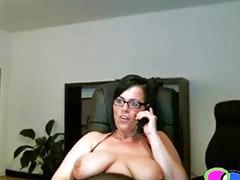 素人妻, 電話