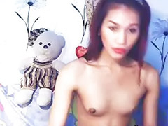 Shemale, Amateur shemale, Trannies, Tranny, Asian webcam masturbation, Shemale webcam