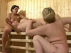 Granny, Sauna, Trio s, Trios a, Saunas, Sauna,