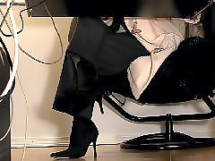 Under desk masturbation, Under desk cam, Secretary stocking, Secretary hidden cam, Secretary hidden, Secretary cam