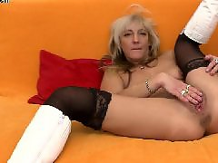 Works hard, Working horny, Working hard, Pussy stockings, Pussi mom, Stockings pussy