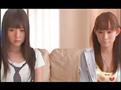 Two girls and man, Two girl & man, Two man, Man and girl, Jav p, Jav girls