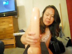 Chinese, Fisting, Asian, Mature, Asian mature
