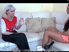 Lesbian, Granny lesbian