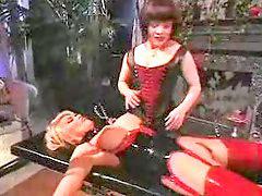 Electro stimulation, Group lesbian, Stimulation, Lesbians group, Electros, Electroic