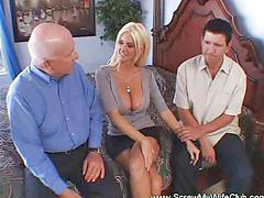 Absolute, Swinger blond, Amazing blonde, Amazing blond, Amazing tits, On swinger