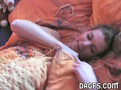 In bed with, Dildoing in bed, Dildo blond, Dildo big, Blondes with dildos, Blonde dildo