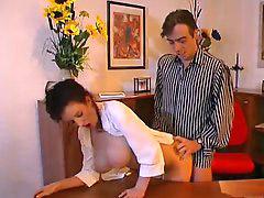 Secretary, Boss, Tits fuck, Fuck tits, Tits secretary, Secretary fuck
