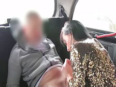 Taxi, Fake taxi, Car masturbation, Franki, Asian black sex, Anal milf