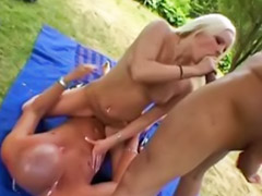 Threesome outdoor, Threesome beauty, Natural fuck, Outdoors threesome, Outdoor blonde, Outdoor threesomes