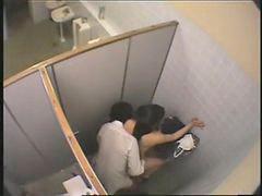 Public, Toilet, Student