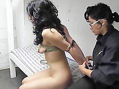 Kinky lesbian, Lesbian kinky, Kinky lesbians, Lesbian arrest, Arrest, Arrested