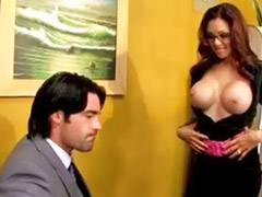 Blowjobs office, Sex office, Double blowjob, Oral cumshot, Cumshot tits, Vagina in