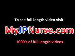 Asian, Lesbian, Japanese, Japanese lesbian, Nurse, Lesbian big