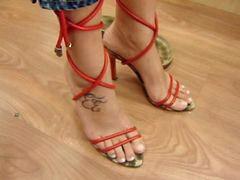 أقدام م, بfeet, أقدام