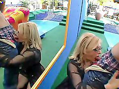 Squirting, Nina, Nina hartley